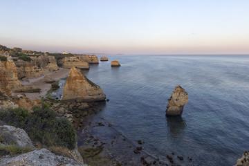 Praia de Marinha Algarve Portugal