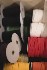 Various reel of thread