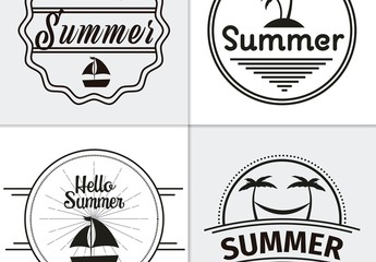 4 Summer Layouts
