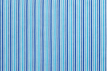 Blue and white stripes.