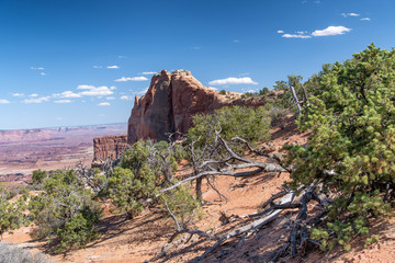 Canyonlands National Park landscape, Utah