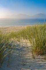Beautiful Luskentyre Beach on Isle of Harris