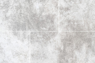 Concrete tile floor pattern and seamless background