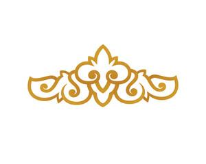 Crown Ornament, Prince, Princess, Decoration