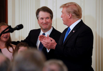 President Trump introduces Supreme Court nominee in Washington