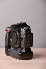 Digital photo camera.