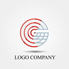 G letter logo vector logo, symbol, icon for logo company