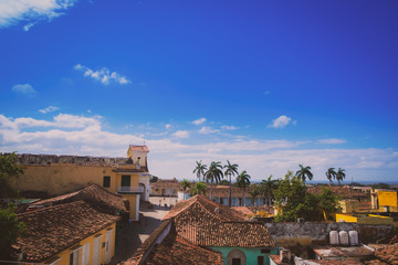 happy day in Trinidad, Cuba