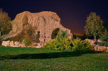 Maiden Castle ruins, Kerman, Iran
