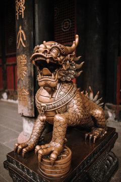 China Sichuan Architecture