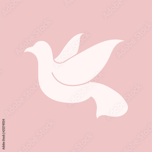 Dove Symbol Of Peace Illustration Stock Image And Royalty Free