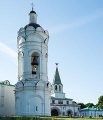 Russian orthodox church in Moscow Kolomenskoye