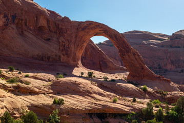 Corona Arch, Moab, Utah, USA