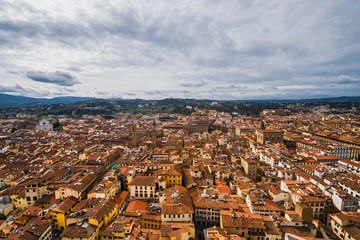 View over Florence, Tuscany, Italy