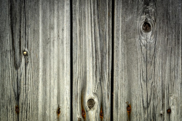 Weathered wood wall texture. Architectural background.