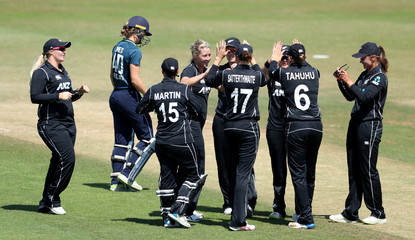 Women's Second One Day International - England v New Zealand