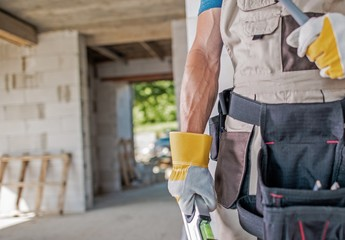 The Man Power Construction Job