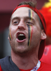 Soccer Football - World Cup - Semi-Final - France v Belgium