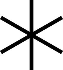Hagal - Rune
