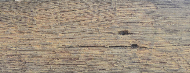 Old wood texture, the surface of the material change over time a