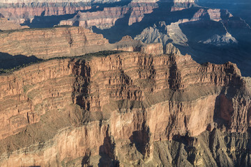 Grand Canyon National Park. Incredible landscapes found in this famous canyon found in Arizona, USA