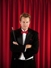Magician: Serious Magician Before Show