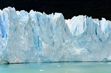 Printed kitchen splashbacks Glaciers Perito Moreno glacier in Patagonia, Argentina