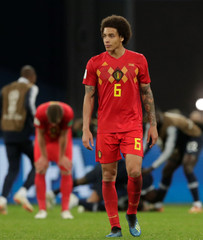 World Cup - Semi Final - France v Belgium