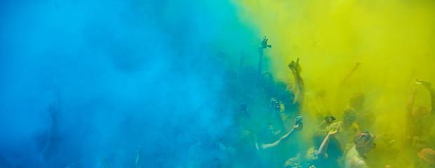 Kyiv Color Run 2018