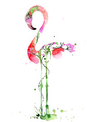 Papiers peints Peintures Flora and fauna