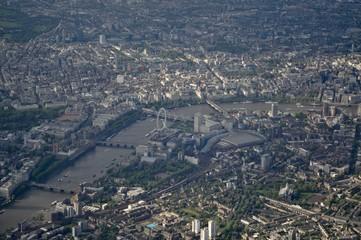 London Aerial photo