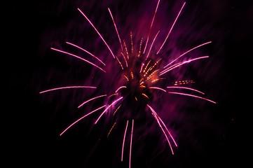 Ocean Beach Fireworks