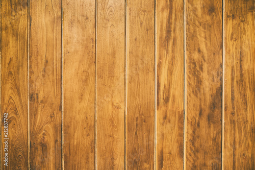 Close Up Rustic Wood Table With Grain Texture In Vintage Style Surface Of Old