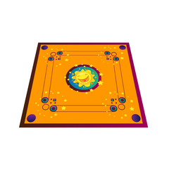 carrom game board background for smartphone game application