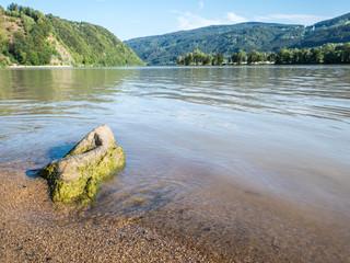 Ufer an der Donau