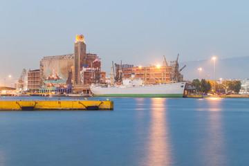 Port of Piraeus, Athens - Greece