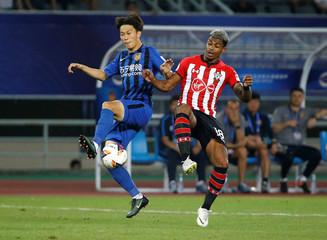 Club Super Cup - Jiangsu Suning v Southampton