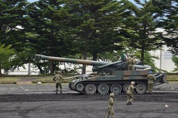 陸上自衛隊の自走砲