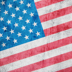 Flag of USA background texture