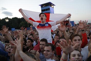 World Cup - Semi-Final - Croatia v England