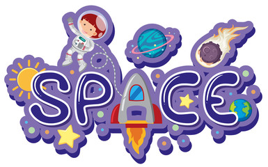 A Space Sign and Element