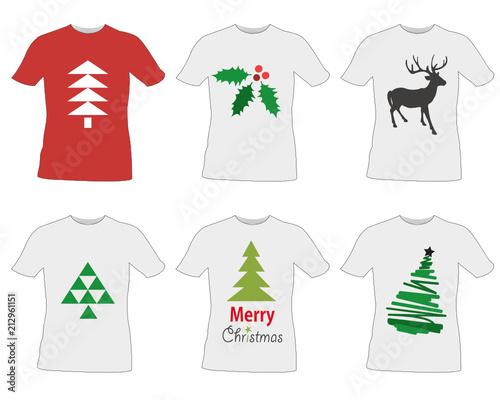 T Shirt Templates Design Fichier Vectoriel Libre De Droits Sur La