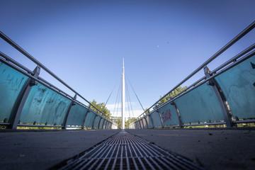 Rabeninselbrücke Halle (Saale)