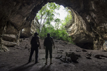 Epic cave adventure in Chiapas, Mexico
