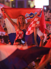 Soccer Football - World Cup - Semi-Final - Croatia v England