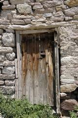 Old  Door in Turkey