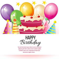 celebrate happy birthday