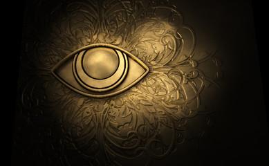 allsehendes Auge