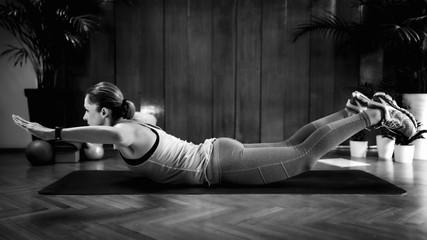 High-intensity interval training workout