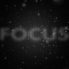 focus point, focussed